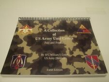 Sale ! $20 Off A Collection of Us Army Unit Crests