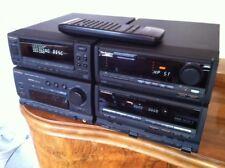 Technics Stereo Anlage Midi Hifi CH700 CD player amplifier SU-CH700 tuner tape