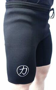 Strength Shop Neoprene Shorts - Base Layer, Warmth, Recovery, Strongman
