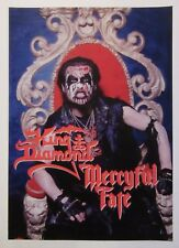 KING DIAMOND / MERCYFUL FATE  poster