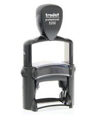 Stempel Trodat Professional 5200 5 Zeilen mit Wunschtext / Logo