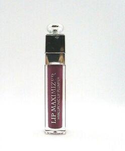 Christian Dior Lip Maximizer Hyaluronic Lip Plumper ~ 006 ~ 0.20 oz / 6 ml