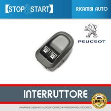 INTERRUTTORE SX ALZACRISTALLI ELETTRICI  PEUGEOT 206 01/1998