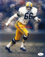 RAT NITSCHKE Photo Green Bay Packers autographed 8x10 photo RP