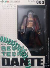 New Kaiyodo REVOLTECH YAMAGUCHI 003 Dante PAINTED