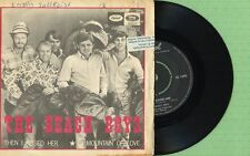THE BEACH BOYS / Then I Kissed Her / CAPITOL CL 15502 Press Sweden 1967 EP VG