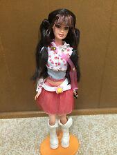 2004 Barbie Fashion Fever Tokyo Pop Style Japan Teresa Doll