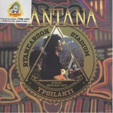 Santana - Rynearson Stadium, Ypsilanti 1975 - NEW import 180g LP
