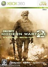 Used Xbox 360 Call of Duty: Modern 2 MICROSOFT JAPAN JP JAPANESE JAPONAIS IMPORT