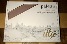 Ittse Z Palette Magnetic Pre-filled With 4 Eyeshadow Pans - FREE SHIPPING TO US