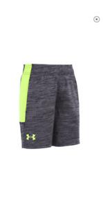 NEW Under Armour Big Boy Youth Shorts Terry Basketball Training Eliminator 4-XL