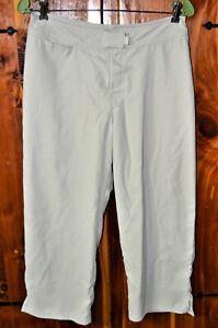 Ladies PATAGONIA  Pataloha Capri  Pants Tan size 8