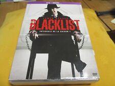 "COFFRET 6 DVD ""THE BLACKLIST - SAISON 1"" James SPADER"