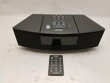 Bose AWRC-1G Wave Radio/CD Player Alarm Clock - Graphite w/ Remote