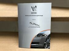 Hentschke MAJESTIC hearse bestattungswagen on Jaguar XF brochure
