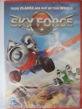 Sky Force, These Planes are out of this World [DVD 2012] NEW SEALED Region 2 PAL