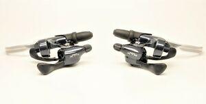NOS Shimano XTR ST-M900 MTB Shift/Brake Lever Set 3x8-Spd Vintage 22.2 clamp