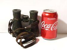 Unusual German Mod 010 Emil Busch A-G Rathenow Military Binoculars #7