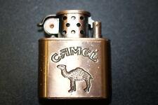 Vintage Camel Lighter Brushed Copper