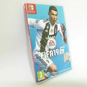 FIFA19 Nintendo Switch FIFA 19 Soccer Video Game EA Sports