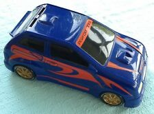 HASBRO RARE Micro Machines pieghevole Raceway-HOT Tratteggio Auto Set-Spedizione gratuita