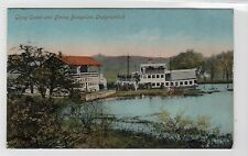 GIPSY QUEEN AND DINING BUNGALOW, CRAIGMARLOCH: Lanarkshire postcard (C14614)