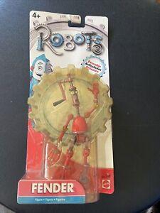 Robots Fender Figurine