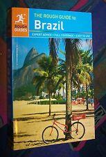 The Rough Guide to BRAZIL (Brasilien) - Rio de Janeiro Bahia The Amazon ...