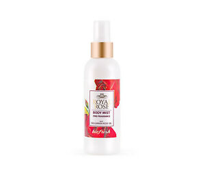 Bodyspray Royal Rose mit Damaszena Rosenöl und Zitrusduft 150ml
