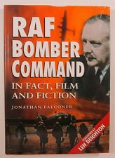 RAF Bomber Command in Fact, Film and Fiction by Jonathan Falconer Hardback, 1996