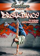 Tanzkurs DVD Breakdance für Anfänger und Fortgeschrittene