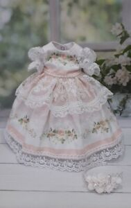 """Outfit for Dianne Effner Little Darling 13 """",Paola Reina-dress"""
