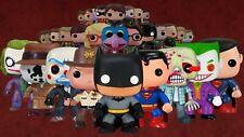 "FUNKO POP BATMAN SUPERMAN JOKER & MORE 13""X19"" HUGE POSTER PRINT DECOR"