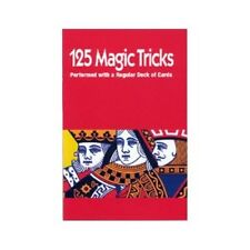 125 Tricks With Cards by Royal Magic - Learn How To Do Easy Card Magic Tricks