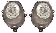 MINI COOPER CLUBMAN 2014-2017 HEADLIGHTS HEAD LAMPS LIGHTS CLEAR SIGNAL PAIR