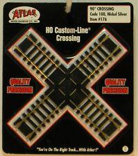 Nuovo Ho Atlas 176 90 Gradi Attraversando Codice 100 Scatto Pista