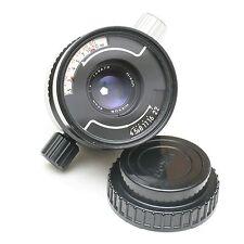 Telephoto Nikon Nikkor 80mm f/4 lens for Nikonos camera. Pressure tested.