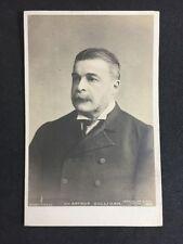 Vintage Postcard Historical Figure #A59 RP Sir Arthur Sullivan :Gilbert Sullivan