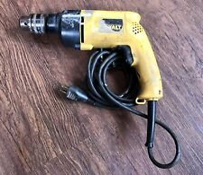 "Dewalt 1/2"" 13mm Heavy Duty Hammerdrill Kit Dw514 Corded WorksGreat Chuck Incl"