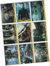 """Lost In Space Archives / Classic - 9 Card """"LIS Movie Preview"""" Chase Set M1-M9"""