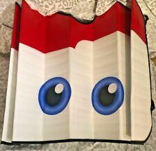 Disney Store Car Visor Cars Movie Lightning McQueen's Eyes, Easy Fold Up