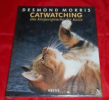 Desmond Morris - Catwatching - Die Körpersprache der Katze