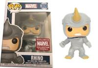 Exclusive RHINO Marvel Collector Corps Funko Pop Vinyl New in Mint Box + P/P