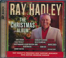Ray Hadley The Christmas Album 2cd Bing Crosby Doris Day Pentatonix Band Aid