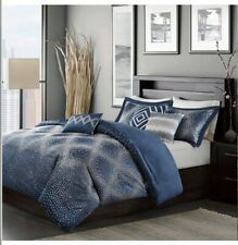Madison Park Crawford 7-piece Comforter Set King Size