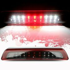 For 07-18 Tundra Red 2-Row Led Third 3Rd Tail Brake Light Rear Cargo Lamp Bar