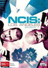 NCIS Los Angeles Season Seven 7 DVD NE Region 4
