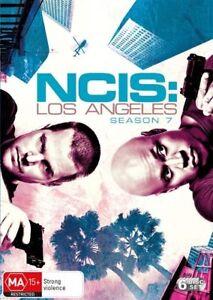 NCIS - Los Angeles  Season 7 BRAND NEW Region 4 - 6 Disc DVD SEALED