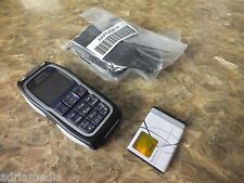 Nokia 3220 Téléphone Portable rh-37 sans simlock changement-Cover tribande WAP GPRS Bleu Neuf New