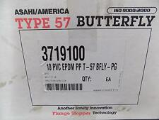 ASAHI/AMERICA TYPE 57 BUTTERFLY VALVE 10